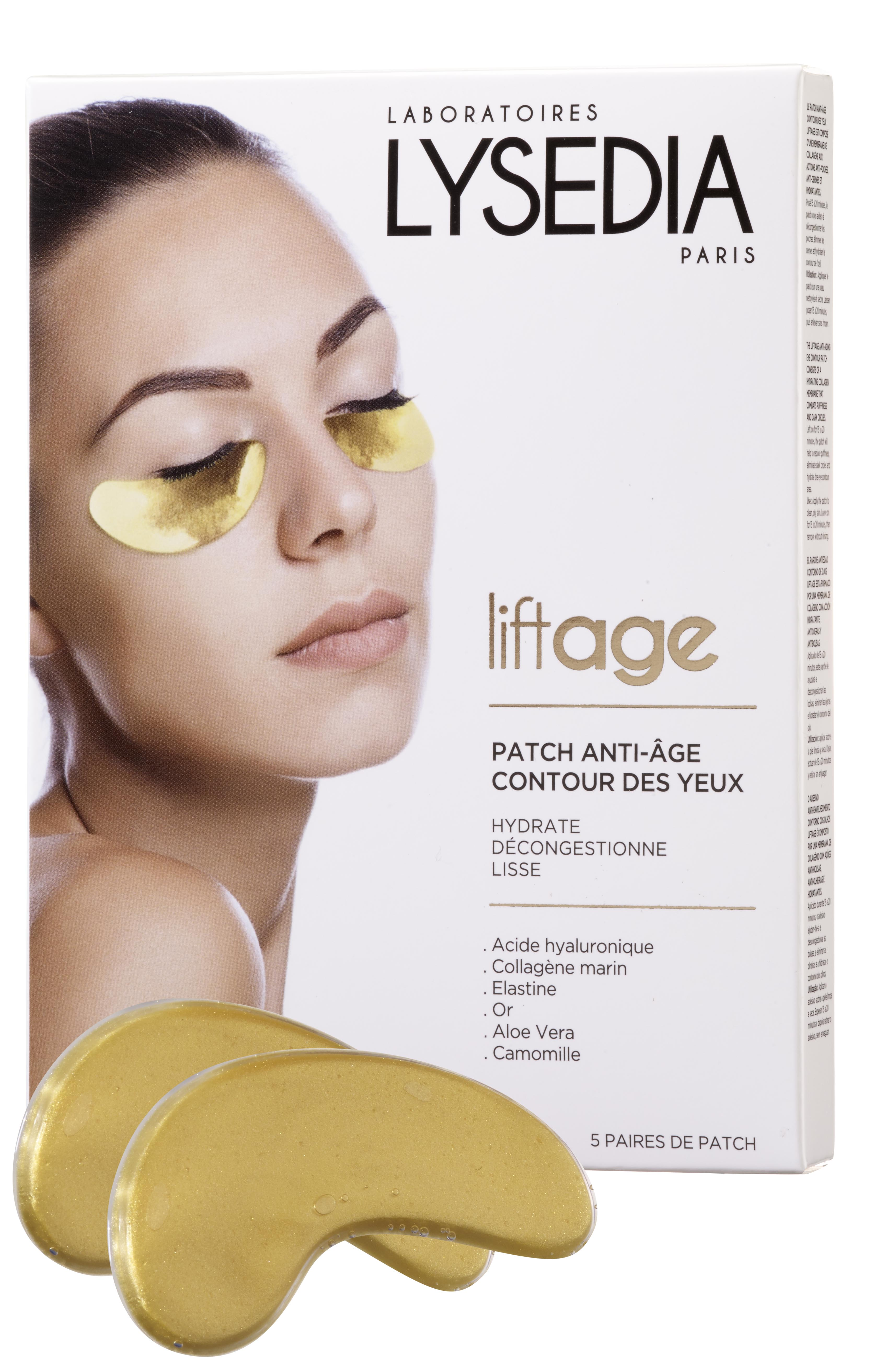 Patch anti ge contour des yeux patch anti ge - Contour des yeux acide hyaluronique ...